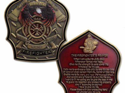 firefighter challenge coins portfolio Portfolio 7154CI8DdCL