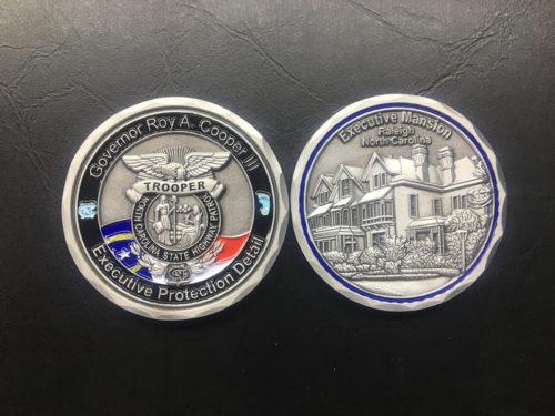 custom challenge coins, law enforcement challenge coins,