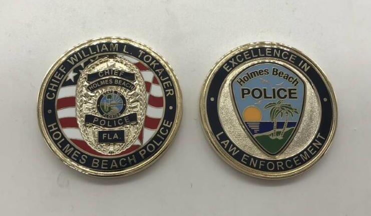 police challenge coins, law enforcement challenge coins,