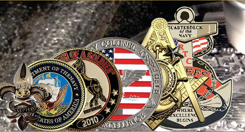 custom army coins the best military challenge coins ranked The Best Military Challenge Coins Ranked coin collection