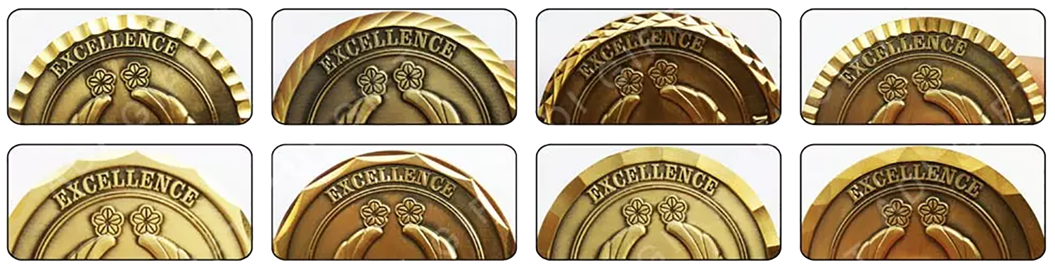 Custom Challenge Coins Coin Finish