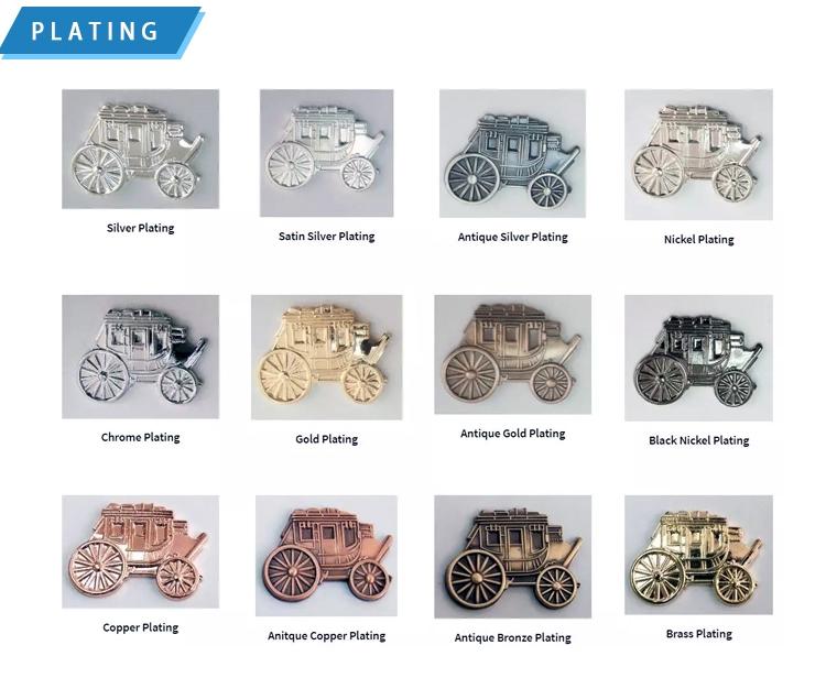 Custom Lapel Lapil Metal Plating 1