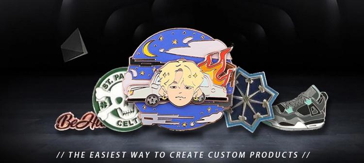 Custom Lapel enamel pins