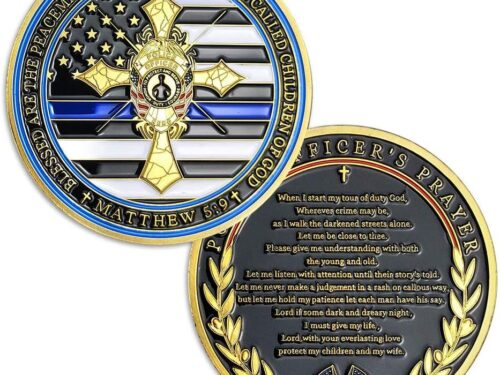 challenge coins company